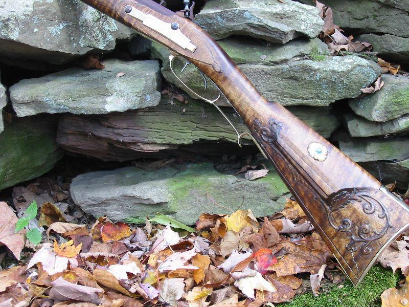 Gobbler Knob Long Rifles | Custom Pennsylvania Long Rifles